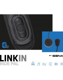 LS2 Helmets Link In Ride Pal 3 Sena Bluetooth Intercom System