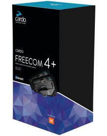 Cardo Scala Rider Freecom 4+ 4.1 W/JBL Duo Intercom System