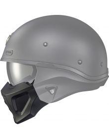 Scorpion Covert-X Helmet Face Mask Matte Black