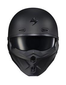 Scorpion Covert-X Helmet Face Mask X-Matte Black