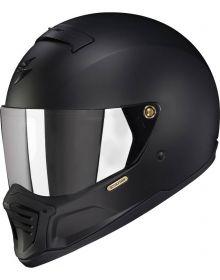 Scorpion EXO-HX1 Helmet Shield Silver Mirrored