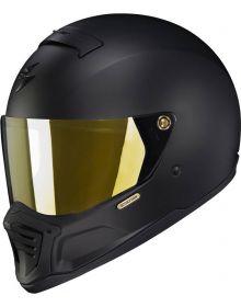Scorpion EXO-HX1 Helmet Shield Gold Mirrored