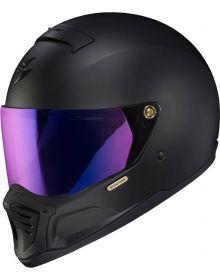 Scorpion EXO-HX1 Helmet Shield Ruby Mirrored