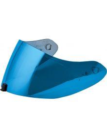 Scorpion EXO-R1400 / EXO-R1 / T520 Helmet Shield Blue