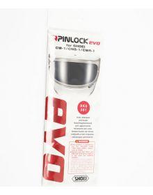 Shoei CWR-1, CW-1, CNS-1 Pinlock EVO Lens Clear
