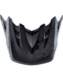 Troy Lee Designs SE4 Visor Midnight Black
