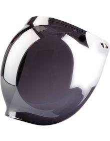 Z1R Flip Up Bubble 3-Snap Shield Mirror
