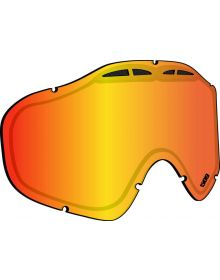 509 Sinister X5 Snow Goggle Lens Fire Mirror/Rose