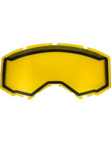 Fly Racing 2020 Snow Vented Goggle Lens Yellow