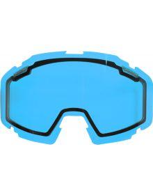 FXR 2018 Pilot Snow Goggle Dual Lens Blue