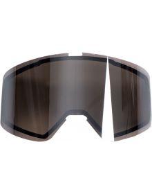 FXR 2018 Squadron Snow Goggle Dual Lens Platinum