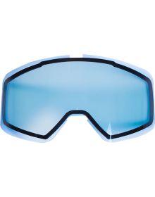 FXR 2018 Squadron Snow Goggle Dual Lens Blue