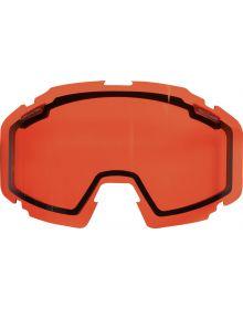 FXR Pilot Dual Lens Crimson