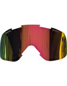 FXR Mission Vented Dual Youth Lens Atomic Pink