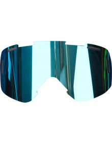 FXR Mission Vented Dual Youth Lens Cobalt