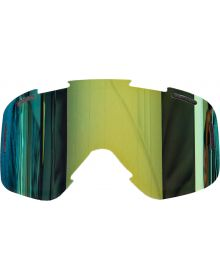 FXR Mission Vented Dual Youth Lens Lazer