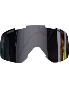 FXR Mission Vented Dual Youth Lens Platinum