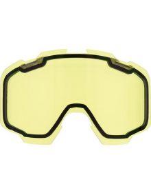 FXR Maverick Dual Lens Yellow