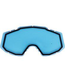 Castle X Trace Dual Pane Lens Blue