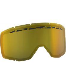Scott Hustle Thermal ACS Lens Yellow Fits: Scott Split OTG