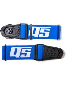 Quick Straps Goggle Straps 2021 Blue