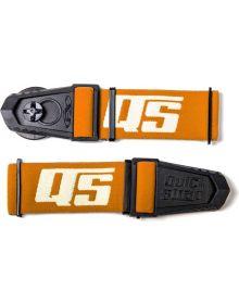 Quick Straps Goggle Straps 2021 Orange