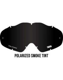 509 Sinister MX-5 Goggle Lens Polarized Smoke