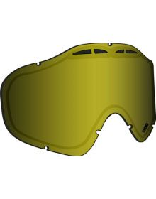 509 Sinister X5 Snow Goggle Lens MaxVent Polarized Yellow