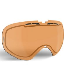 509 Revolver Snowmobile Goggle Lens Orange Tint