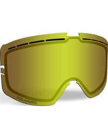 509 Kingpin Snowmobile Goggle Lens Polarized Yellow Lens