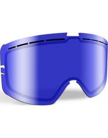 509 Kingpin Snowmobile Goggle Lens Blue Mirror/Blue