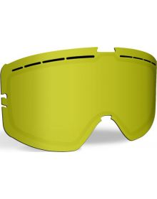 509 Kingpin Snowmobile Goggle Lens Gold Mirror/Yellow