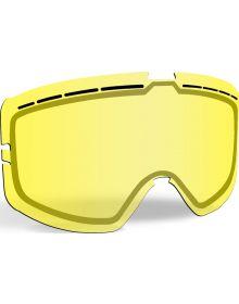 509 Kingpin Snowmobile Goggle Lens Yellow Tint
