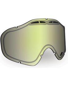 509 Sinister X5 Tear Off Lens Chrome Mirror/Yellow Tint