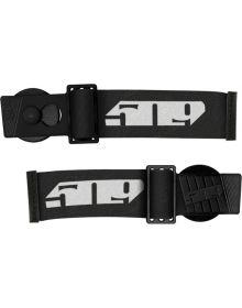 509 Sinister X6 Goggle Straps Short Black