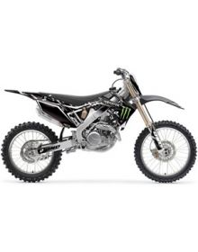 One Industries 2010 Monster Tank And Shroud Graphics - CRF450 09-10