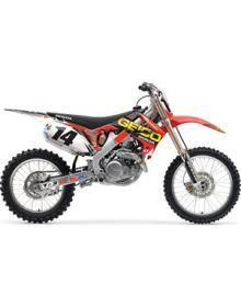 One Industries Team Geico Powersports Decal Kit - Honda CRF450 09-12