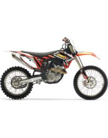 One Industries Delta Graphics Decal Kit KTM SX150/250/350/450 2011