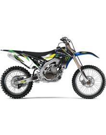 One Industries 2012 Monster Graphics Kit - Yamaha YZF250 (10-12)
