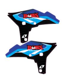 One Industries Bobs Cycle Graphic Kit - Yamaha YZF250 10-13