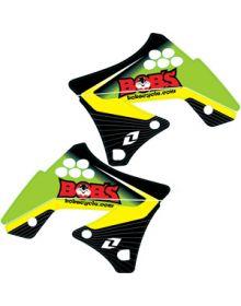 One Industries Bobs Cycle Graphic Kit - Kawasaki KXF250 09-12