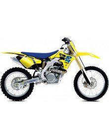 One Industries Throwback Graphic Kit Suzuki RMZ250 10-13