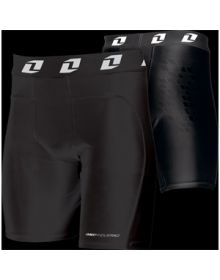 One Industries Blaster Mens Compression Shorts Black