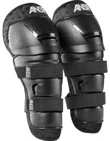 Answer Racing Pee-Wee Knee Guard Black