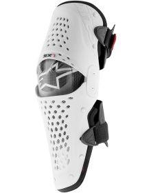 Alpinestars SX-1 Knee Guards White/Black