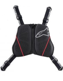 Alpinestars Nucleon KR-C Chest Harness Protector Black