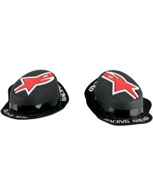 Alpinestars Pant Knee Slider GP Rain Protector Black/Red