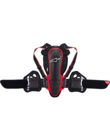 Alpinestars Nucleon KR-3 Back Protector Smoke/Black/Red
