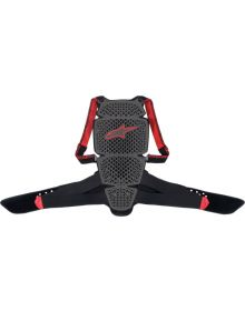 Alpinestars Nucleon KR-Cell Back Protector Smoke/Black/Red