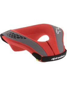 Alpinestars Sequence Youth Neck Roll Black/Red